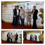 Award of excellence in Golden Palmiye Festival- Turkey 2014