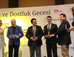 Award of Best Hair Transplant Clinic – Turkey  2014