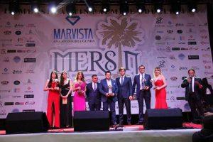 Auszeichnung für Exzellenz im Golden Palmiye Festival - Haartransplantation Türkei 2015