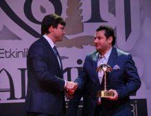 Award of excellence in Golden Palmiye Festival- Turkey 2015