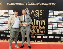 Award of excellence in Golden Palmiye Festival- Turkey 2016
