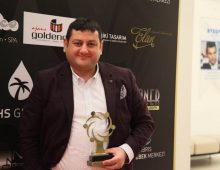 Award of Best Hair Transplant Clinic in Turkey 2016