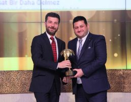 Award of excellence in Golden Palmiye Festival- Turkey 2017