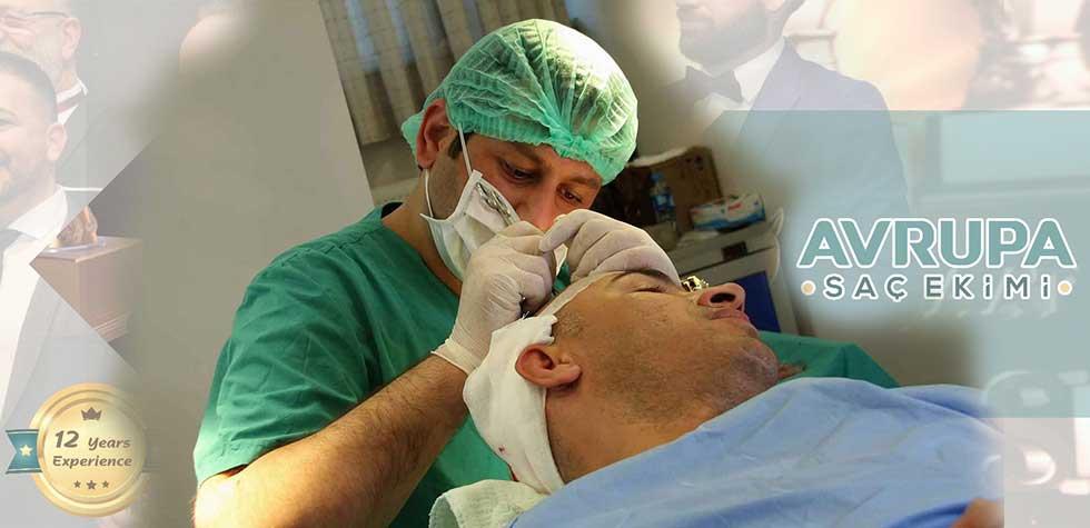 Haarklinik Turkei - haartransplantation kosten in der türkei