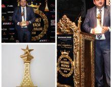 Award of Best Hair Transplant Clinic – Turkey Mayıs 2018